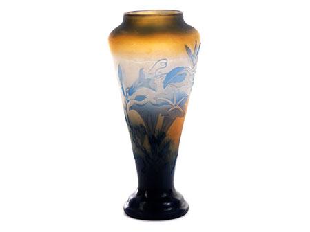 Vase von Émile Gallé