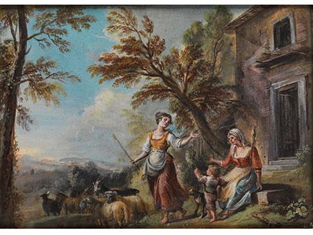 Jean-Baptiste Lallemand, 1716 – um 1803, zug.