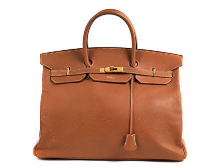 """Hermès Birkin Bag 40 cm """"Tan"""""""