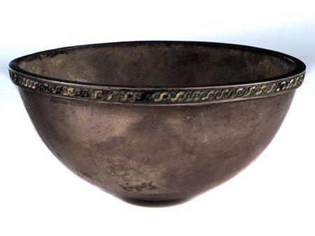 Hellenistische Silberschale