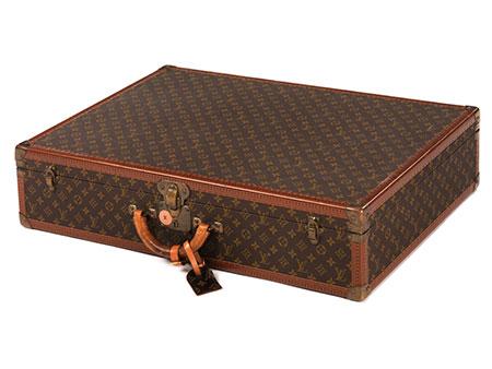 """Louis Vuitton Aktenkoffer """"Bisten 80"""""""
