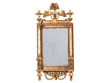 Detail images:   Prachtvoller Spiegel
