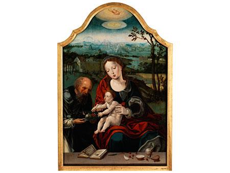 Pieter Coecke van Aelst, 1502 Aalst - 1550 Brüssel
