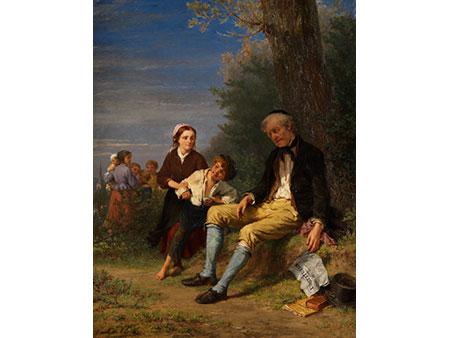 Constant Guillaume Claes, 1826 Tongres – 1905 Hasselt
