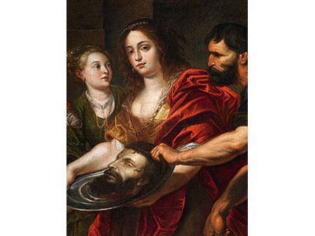 Peter Paul Rubens, 1577 Siegen - 1640 Antwerpen, Umkreis