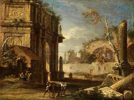 Marco Ricci, 1676 Belluno – 1729 Venedig, zug.