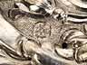 Detail images: Egid Quirin Asam 1692 Tegernsee – 1750 Mannheim, in Zusammenarbeit mit dem bedeutenden Münchner Gold- und Silberschmied Johann Christoph Steinbacher, 1719 – 1746