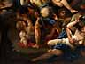 Detail images: Paolo de Matteis, 1662 Piano del Cliento – 1728 Neapel
