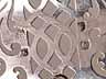 Detail images: Große Londoner Silberschale