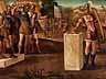 Detail images: Bonifacio de'Pitati, 1487 Verona – 1553 Venedig, zug.