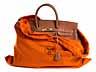 "Detail images:  Hermès Birkin Bag 40 cm ""Tan"""