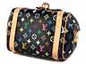 "Detail images:  Louis Vuitton Handtasche ""Priscilla Black"""