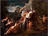 Detail images: Charles de la Fosse, 1636 Paris – 1716, zug.