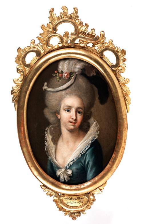 Johann Georg Platzer, 1704 - 1767, zug.