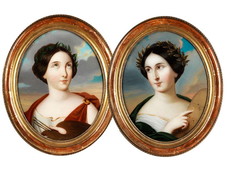 Italienischer, neoklassizistischer Maler des frühen 19. Jahrhunderts