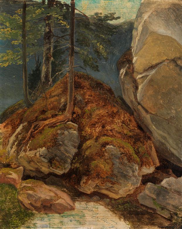 Carl Spitzweg, 1808 München - 1885 ebenda