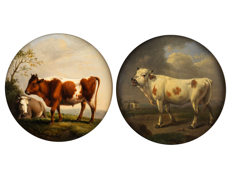 Alexander Johann Dallinger von Dalling, 1783 Wien - 1844 Wien
