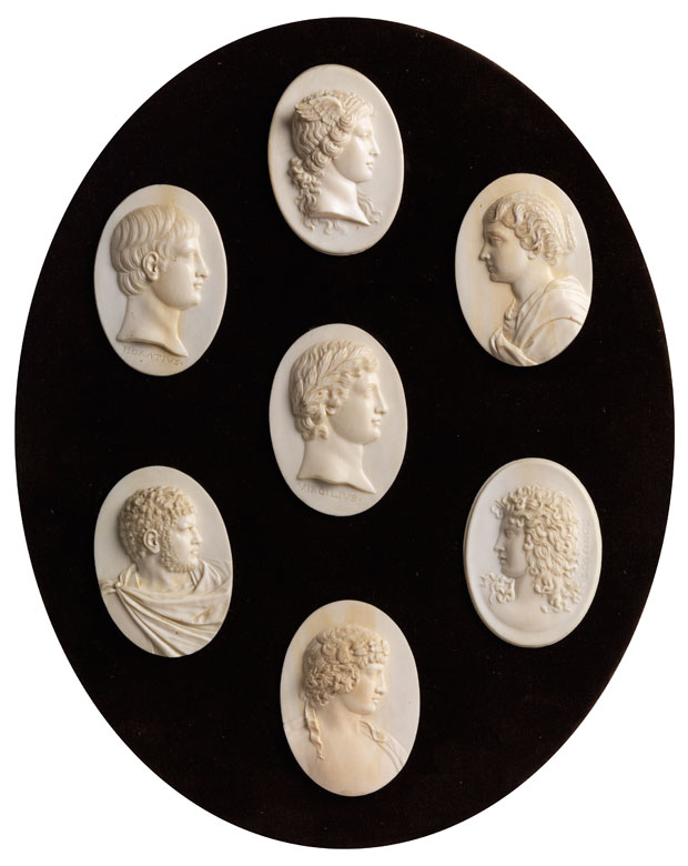 Bildhauer/ Medailleur des 19. Jahrhunderts