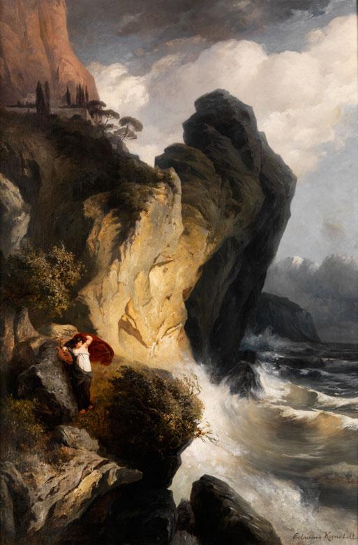 Edmund Friedrich Kanoldt, 1845 - 1904