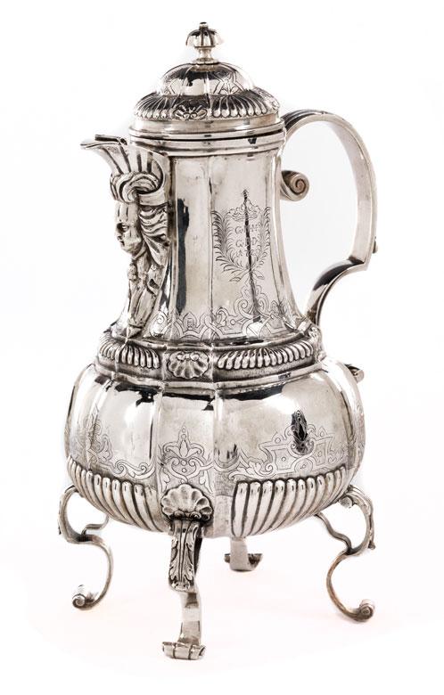 Österreichische Silberkanne