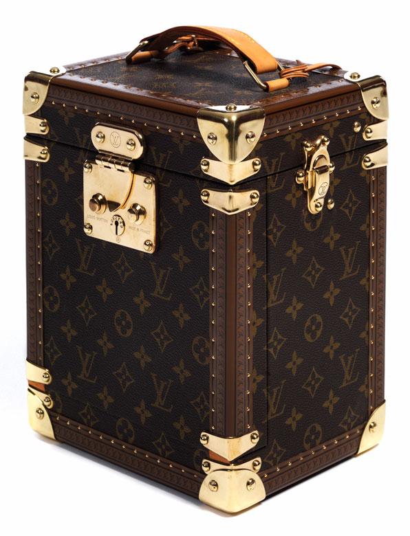 "Louis Vuitton ""Watch Case"""