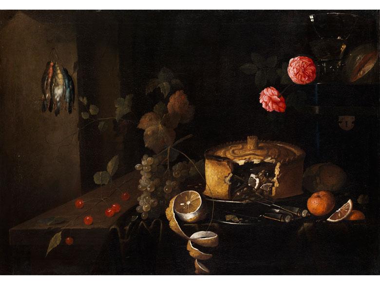 Juriaen van Streeck, 1632 Amsterdam - 1687 Amsterdam, zug.