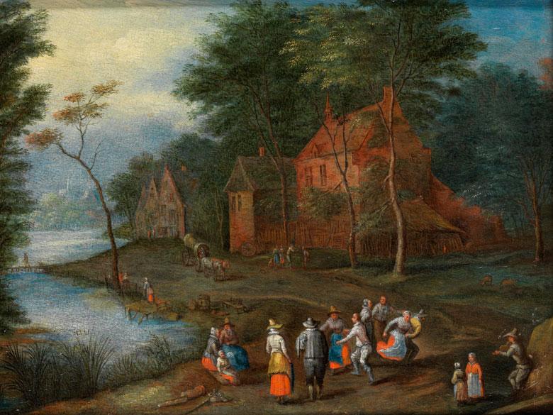 Charles Beschey, 1706 Antwerpen - 1776, zug.
