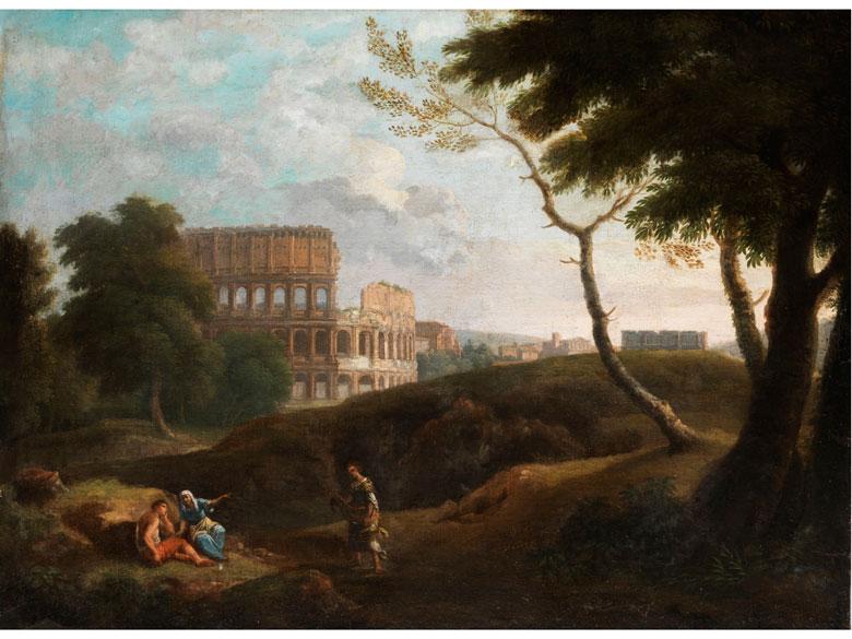 Andrea Locatelli, 1695 Rom - 1741, zug.