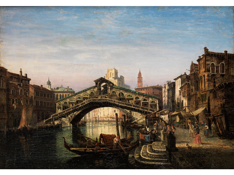 Italienischer Maler des 19./ 20. Jahrhunderts
