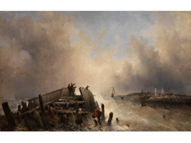 Jean Louis Petit, 1795 - 1876