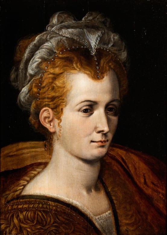 Frans Floris, um 1516 Antwerpen - 1570, zug.