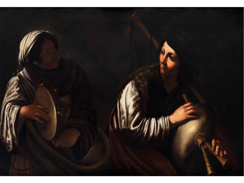 Pietro Paolini, 1603 Lucca - 1681, zug.