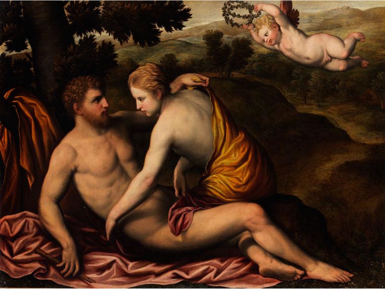 Pâris Bordone, 1500 Treviso - 1571 Venedig