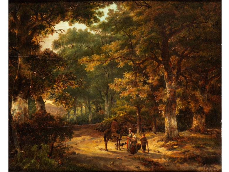 Anthony Jacobus Offermans, 1796 - 1872