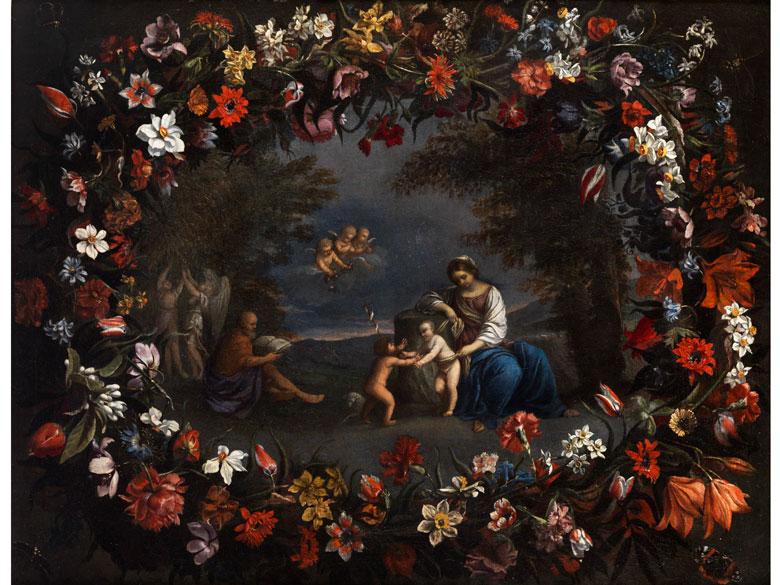 Pier Francesco Cittadini, 1616 Mailand - 1681 Bologna, zug.