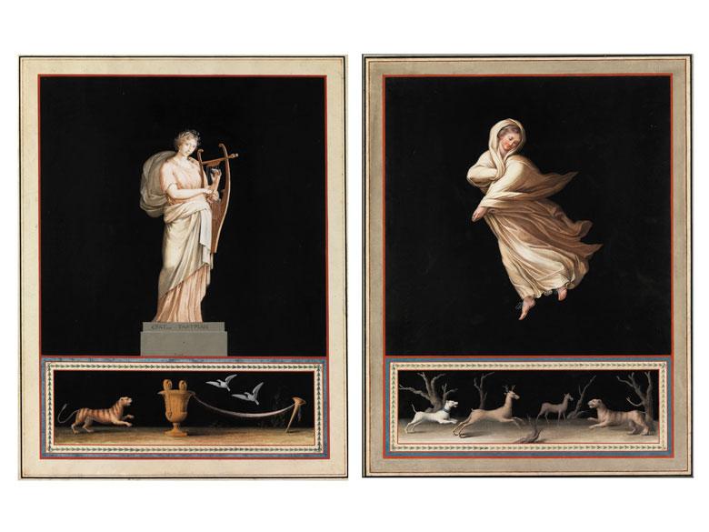 Michelangelo Maestri, tätig um 1802 - 1812