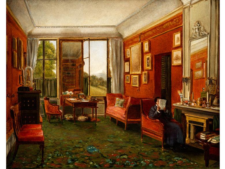 Schweizer Maler des beginnenden 19. Jahrhunderts