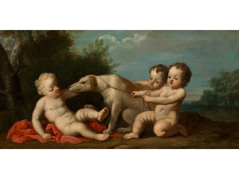 Jacopo Amigoni 1682 - 1752, zug.