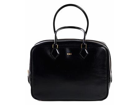 "Hermès Plume Tote Bag 32 cm ""Black"""