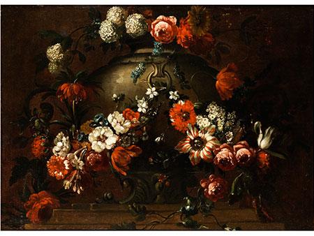 Gaspar Pieter Verbruggen, 1664 Antwerpen - 1730 Lille, zug.