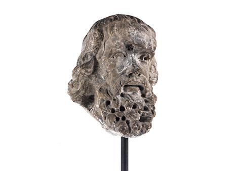 Kopf eines Apostels oder Gelehrten