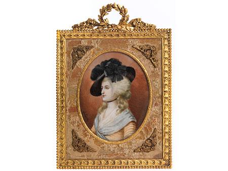 Maler Ende des 18. Jahrhunderts nach Thomas Gainsborough