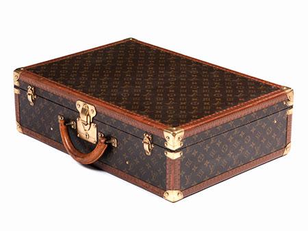 """Louis Vuitton Reisekoffer """"Bisten 60"""""""