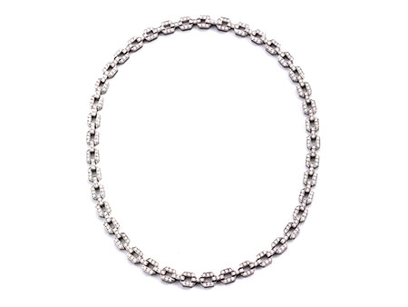 Brillant-Collier von Tiffany