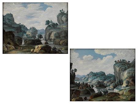 Jan van der Heyden, 1637 - 1712