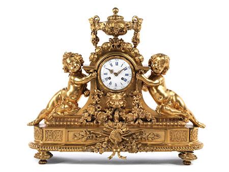 Louis XVI Stil Pendule