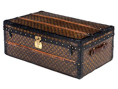 "Louis Vuitton ""Cabine Trunk"""
