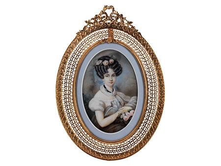 Johann Nepomuk Ender, 1793 Wien - 1854 Wien