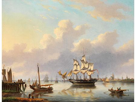 Nicholaas Riegen, 1827 Amsterdam - 1889