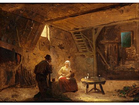 Joseph Lies, 1821 Antwerpen - 1865